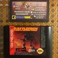 Battletech: A Game of Armored Combat (Sega Genesis) (NTSC-U) (б/у) фото-5