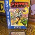 Comix Zone (Sega Mega Drive) (PAL) (б/у) фото-1