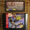 Contra: Hard Corps (Sega Genesis) (NTSC-U) (б/у) фото-5