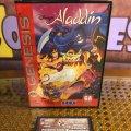 Disney's Aladdin (б/у) для Sega Genesis