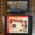 Disney's Pinocchio (б/у) для Sega Genesis