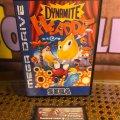 Dynamite Headdy (Sega Mega Drive) (PAL) (б/у) фото-1