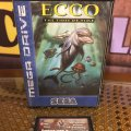 Ecco: The Tides of Time (Sega Mega Drive) (PAL) (б/у) фото-1