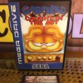 Garfield: Caught in the Act (Sega Mega Drive) (PAL) (б/у) фото-1