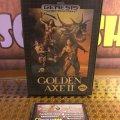 Golden Axe II (Sega Genesis) (NTSC-U) (б/у) фото-1