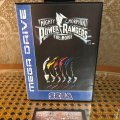 Mighty Morphin Power Rangers: The Movie (б/у) для Sega Mega Drive