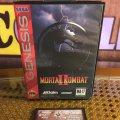 Mortal Kombat II (Sega Genesis) (NTSC-U) (б/у) фото-1
