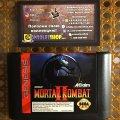 Mortal Kombat II (Sega Genesis) (NTSC-U) (б/у) фото-5