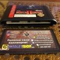 Mortal Kombat II (Sega Genesis) (NTSC-U) (б/у) фото-6