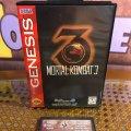 Mortal Kombat 3 (Sega Genesis) (NTSC-U) (б/у) фото-1