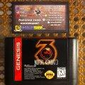 Mortal Kombat 3 (Sega Genesis) (NTSC-U) (б/у) фото-6