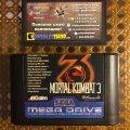Mortal Kombat 3 (Sega Mega Drive) (PAL) (б/у) фото-6