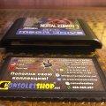 Mortal Kombat 3 (Sega Mega Drive) (PAL) (б/у) фото-7