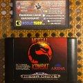 Mortal Kombat (Sega Mega Drive) (PAL) (б/у) фото-5
