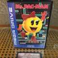 Ms. Pac-Man (б/у) для Sega Mega Drive