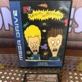 MTV's Beavis and Butt-head (Sega Mega Drive) (PAL) (б/у) фото-1
