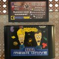 MTV's Beavis and Butt-head (Sega Mega Drive) (PAL) (б/у) фото-5