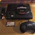 Игровая консоль Sega Genesis (High Definition Graphics) (1601) (NTSC-U) (б/у) фото-1