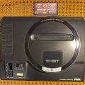 Игровая приставка Sega Mega Drive (High Definition Graphics / Stereo Sound) (PAL) (1600-05) (Boxed) (б/у) фото-8