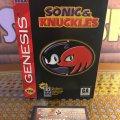 Sonic & Knuckles (Sega Genesis) (NTSC-U) (б/у) фото-1