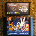 Sonic the Hedgehog 3 (б/у) для Sega Mega Drive