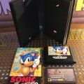 Sonic the Hedgehog (Sega Genesis) (NTSC-U) (б/у) фото-4
