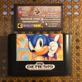 Sonic the Hedgehog (Sega Genesis) (NTSC-U) (б/у) фото-5