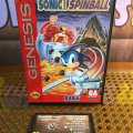 Sonic the Hedgehog Spinball (б/у) для Sega Genesis