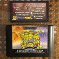 Teenage Mutant Hero Turtles: The Hyperstone Heist (Sega Mega Drive) (PAL) (б/у) фото-6