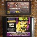 The Incredible Hulk (Sega Mega Drive) (PAL) (б/у) фото-5