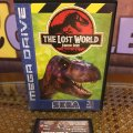 The Lost World: Jurassic Park (б/у) для Sega Mega Drive