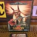 The Revenge of Shinobi (Sega Mega Drive) (PAL) (б/у) фото-1