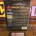The Revenge of Shinobi (Sega Mega Drive) (PAL) (б/у) фото-2