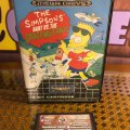 The Simpsons: Bart vs. the Space Mutants (Sega Mega Drive) (PAL) (б/у) фото-1