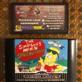 The Simpsons: Bart vs. the Space Mutants (Sega Mega Drive) (PAL) (б/у) фото-5