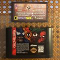 Venom - Spider-Man: Separation Anxiety (Sega Genesis) (NTSC-U) (б/у) фото-6