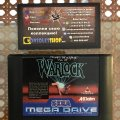 Warlock (Sega Mega Drive) (PAL) (б/у) фото-6