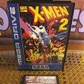 X-Men 2: Clone Wars (Sega Mega Drive) (PAL) (б/у) фото-1