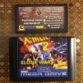 X-Men 2: Clone Wars (Sega Mega Drive) (PAL) (б/у) фото-5