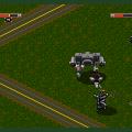 Battletech: A Game of Armored Combat (Sega Genesis) скриншот-2