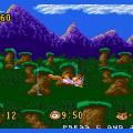 Bubsy in: Claws Encounters of the Furred Kind (Sega Genesis) скриншот-2