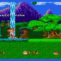Bubsy in: Claws Encounters of the Furred Kind (Sega Genesis) скриншот-3