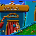 Bubsy in: Claws Encounters of the Furred Kind (Sega Genesis) скриншот-4