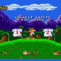 Bubsy in: Claws Encounters of the Furred Kind (Sega Genesis) скриншот-5