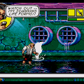 Comix Zone (Sega Mega Drive) скриншот-3