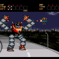 Contra: Hard Corps (Sega Genesis) скриншот-4