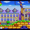 Dynamite Headdy (Sega Mega Drive) скриншот-4
