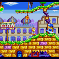 Dynamite Headdy (Sega Mega Drive) скриншот-5