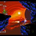 Earthworm Jim 2 (Sega Mega Drive) скриншот-3