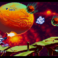 Earthworm Jim (Sega Mega Drive) скриншот-4